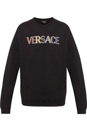 VERSACE Herre Sweatshirts - Sweatshirt with logo