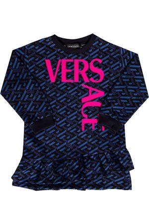 VERSACE Kjoler - Ruffled dress
