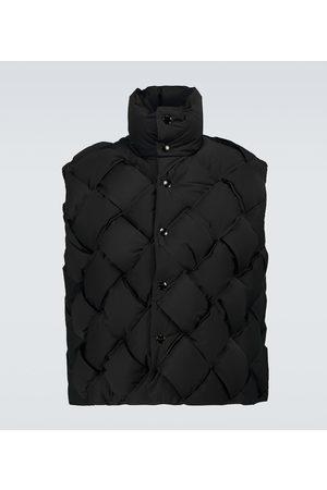 Bottega Veneta Technical nylon vest
