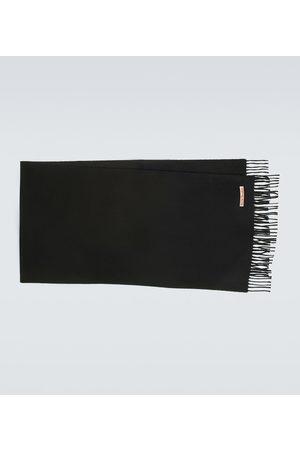 Acne Studios Narrow cashmere scarf