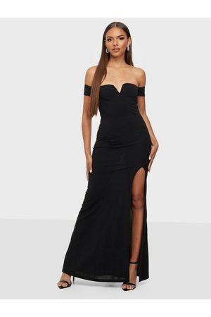 NLY Dame Maxikjoler - Finding Love Off Shoulder Dress