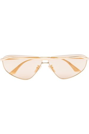Balenciaga Herre Solbriller - Rectangular-frame sunglasses
