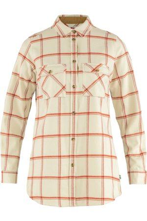 Fjällräven Women's Övik Twill Shirt Long Sleeve