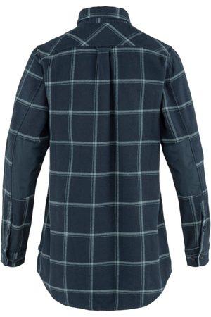 Fjällräven Dame Langermede - Women's Övik Twill Shirt Long Sleeve