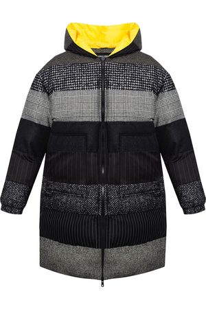 Dolce & Gabbana Insulated hooded jacket