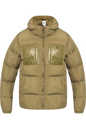 adidas Herre Vinterjakker - Jacket with detachable hood