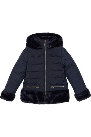 Tartine Et Chocolat Jente Pelsjakker - Reversible faux-fur jacket