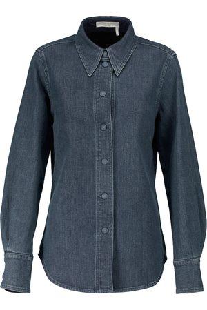 Chloé Dame Denim - Denim shirt