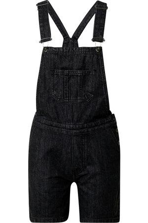 Urban classics Dame Jeans - Snekkerjeans 'Dungaree