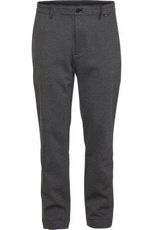 Calvin Klein Herre Chinos - Chinobukse 'COMFORT KNIT HOUNDSTOOTH PANT