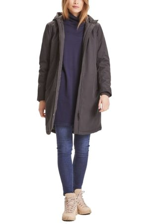 Knowledge Cotton Apparal Dame Parkas - Women's Climate Shell™ Jasmine Soft Shell Parka - Grs/Vega
