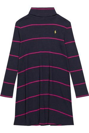 Ralph Lauren Jente Kjoler - Striped sweater dress