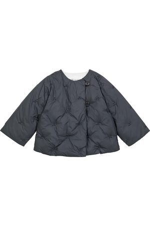 BONPOINT Baby Taho embroidered down jacket