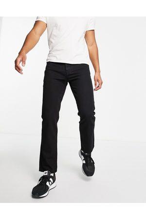 Topman Straight jean in black