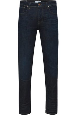 SELECTED Herre Straight - Jeans 'LEON