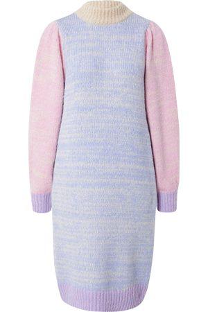 Pieces Dame Strikkede kjoler - Strikkekjole 'ELISIA