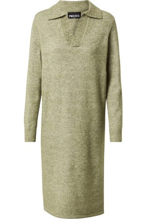 Pieces Dame Strikkede kjoler - Strikkekjole 'FLAVIA