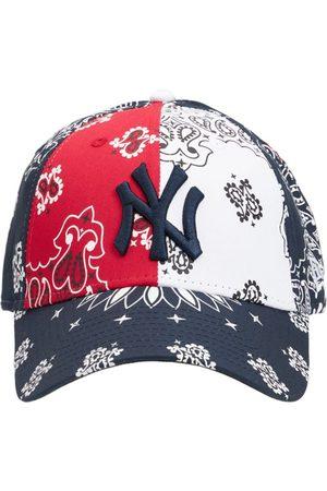 New Era Herre Capser - Mlb Paisley Print Ny Yankees 9forty Cap