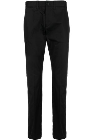 Emporio Armani Herre Chinos - Slim-fit cotton trousers