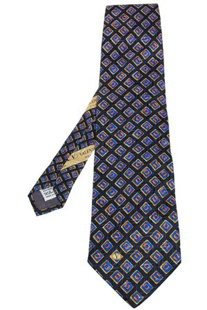 VALENTINO Pre-owned Traditional Silk Tie