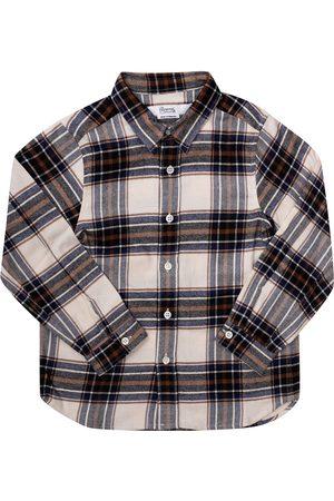 BONPOINT Gutt Skjorter - Checked shirt