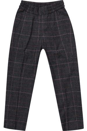 BONPOINT Pleat-front trousers