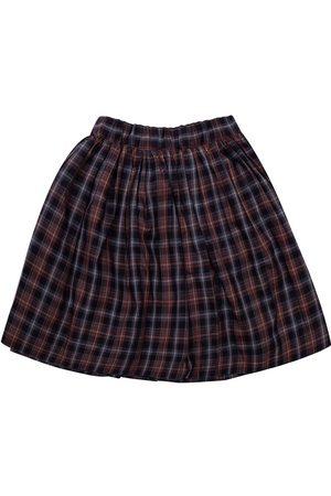 BONPOINT Jente Skjørt - Checked skirt