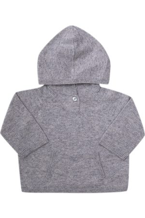 BONPOINT Cashmere sweater with hood
