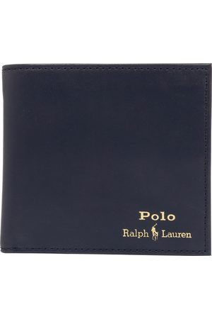 Polo Ralph Lauren Lommebok 'GLD FL BFC-WALLET-SMOOTH LEATHER
