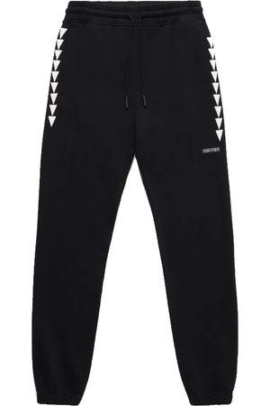MARCELO BURLON Folk Sweatpants Trousers