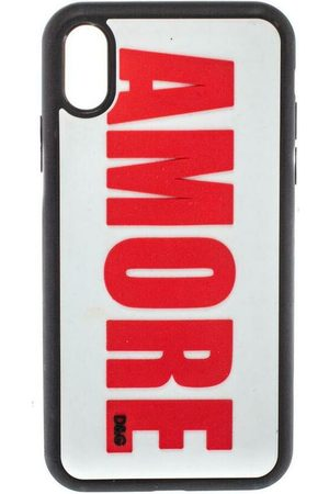Dolce & Gabbana Amore -preget PVC iPhone XR -veske