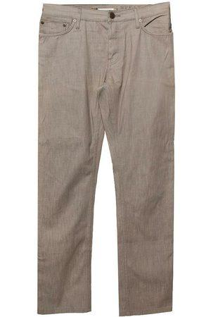 Burberry Pre-owned Denim Straight Leg Steadman Jeans