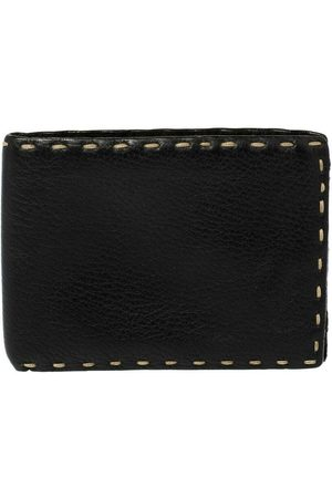 Fendi Pre-owned Selleria Leather Bifold Wallet