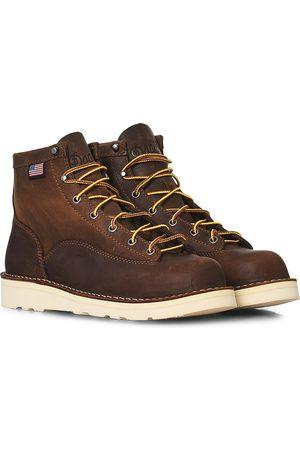 Danner Herre Støvler - Bull Run Leather 6 inch Boot Brown