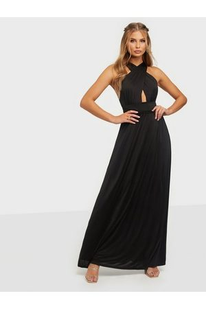 NLY Eve Halterneck Wrap Gown