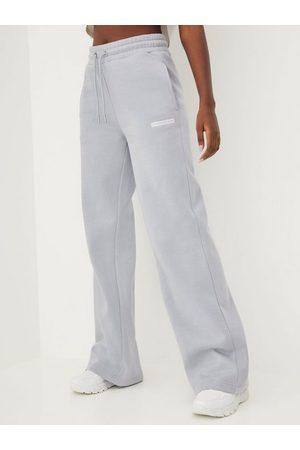 Calvin Klein Dame Joggebukser - Micro Flock Jog Pants