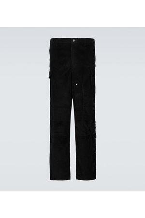 Winnie New York Herre Cargobukser - Cotton corduroy cargo pants