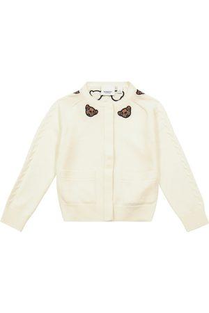 Burberry Jente Cardigans - Thomas Bear wool cardigan