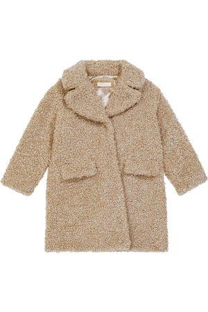 MONNALISA Jente Pelsjakker - Faux fur coat