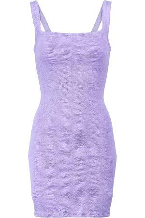Hunza G Dame Bodycon kjoler - Tank bodycon minidress