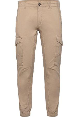 JACK & JONES Jpstpaul Jjflake Akm 542 Crockery Trousers Cargo Pants Brun Jack & J S