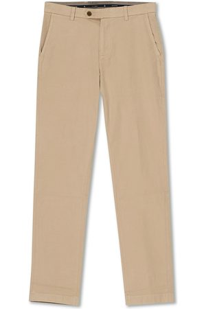 Brooks Brothers Milano Fit Garment Dyed Chinos Khaki
