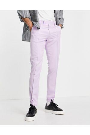 ASOS Skinny smart trouser in lilac-Purple