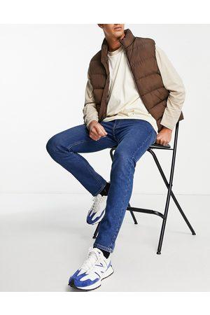 Lee Luke slim tapered fit jeans-Blue