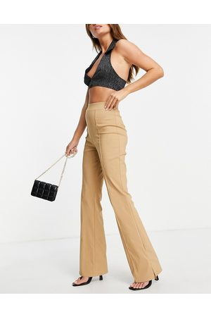 I saw it first Trouser co ord in mushroom-Neutral
