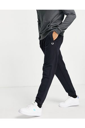 Fred Perry Loopback joggers in navy