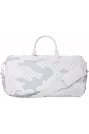 Sprayground 3am Le Blanc Duffle Bag