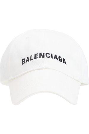 Balenciaga Herre Capser - Logo Embroidery Baseball Cap