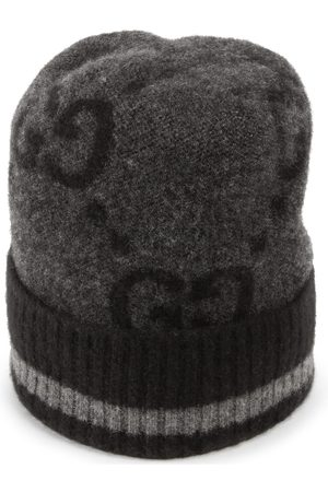Gucci GG knit cashmere hat