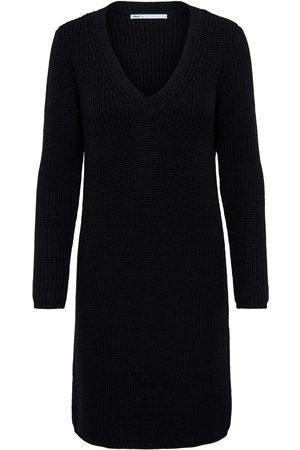 ONLY Dame Strikkede kjoler - Strikkekjole 'Melton